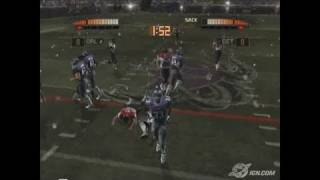Blitz: The League PlayStation 2 Gameplay - Winter assault