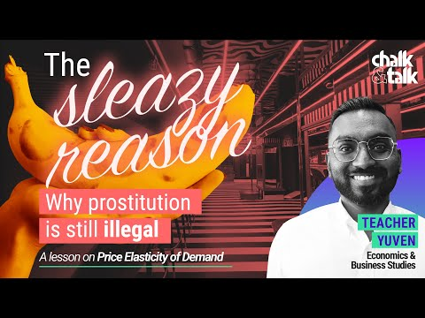 The Sleazy Reason Why Prostitution Is Still Illegal