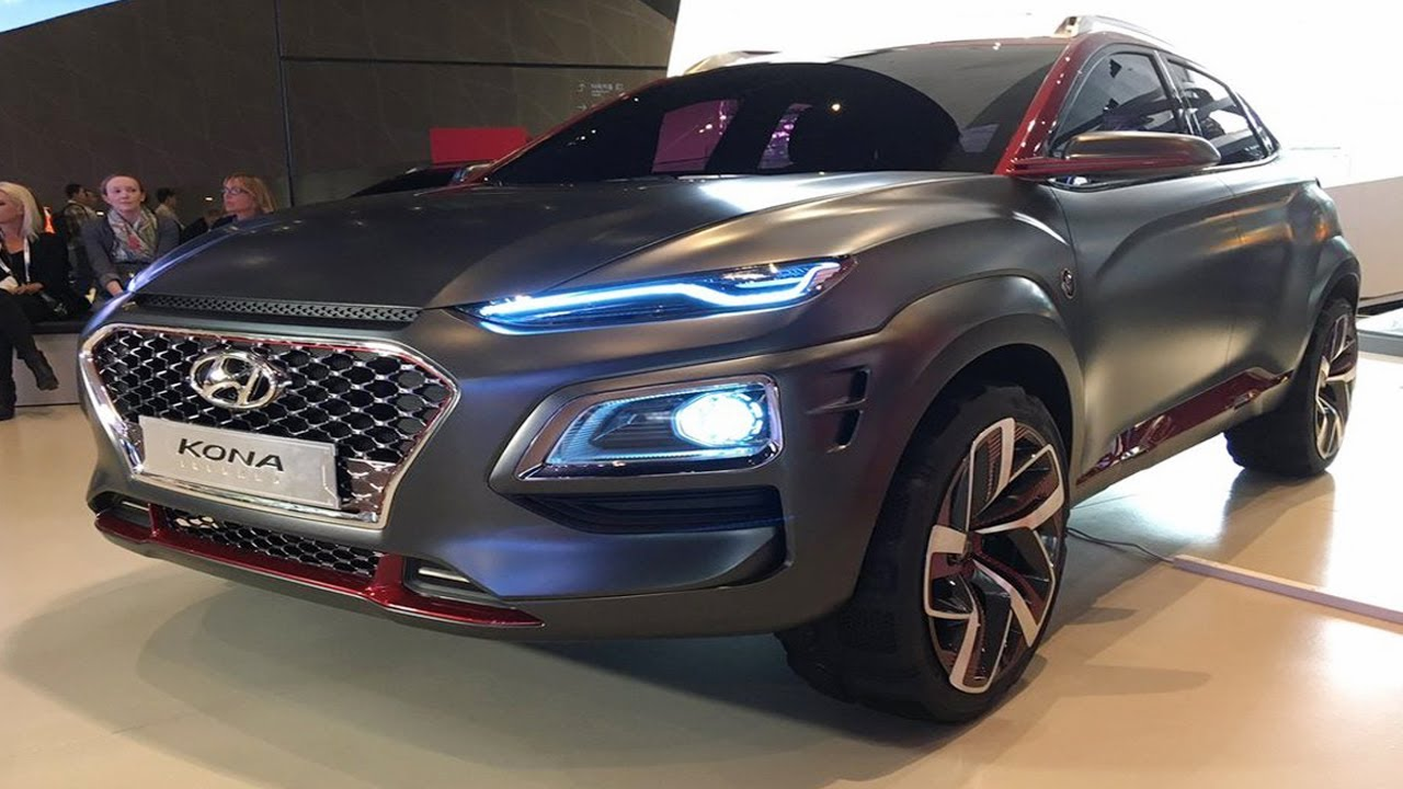 Upcoming Cars In India 2017 L Hyundai Kona Suv Revealed Price Spec Launch Date