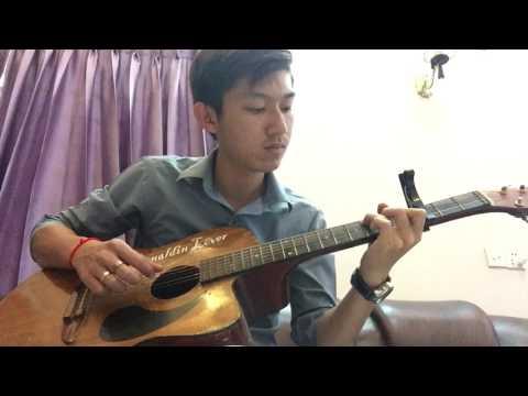 reatrey jong kroy by adda (guitar fingerstyle)