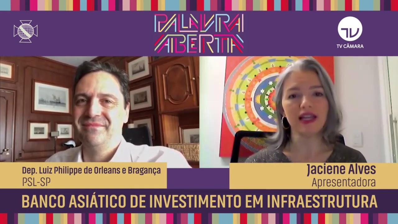Qual o verdadeiro interesse do Banco Asiático no Brasil?