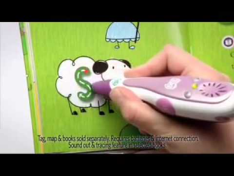 LeapFrog Tag Reading System   Green Or Pink   Toys R Us