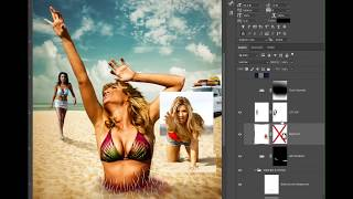 TheSand Keyart Layer Buildup