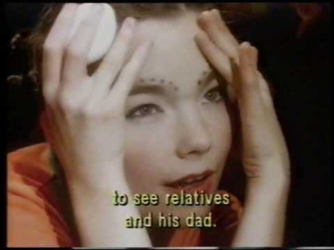 Bjork - Interview in Icelandic (1994)