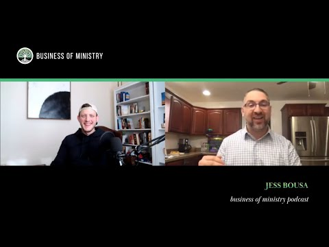 Interview with Jess Bousa - JB Financial Services/ Exponential Media