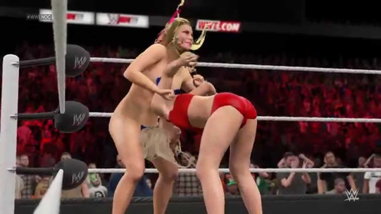 Naked Women In Wwe