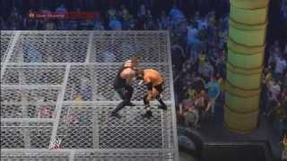 WWE 2K14: 30 Years of WrestleMania - Universe Era - 8 (Undertaker vs HHH - WM 28)