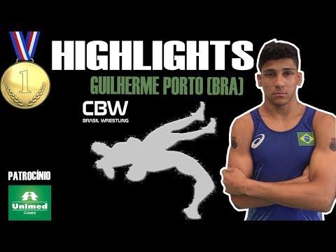 Highlights Guilherme Porto BRA 60KG