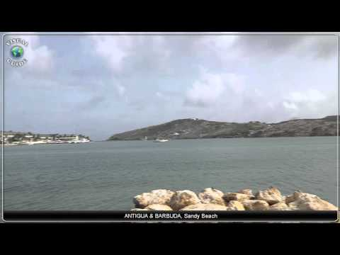 Antigua and Barbuda Sandy Beach 2