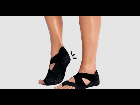 5bf87eadb20c Top 3 Best Yoga Shoes Reviews In 2019 - YouTube