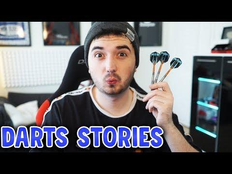 Mein ERSTES FINALE | Darts Stories #01