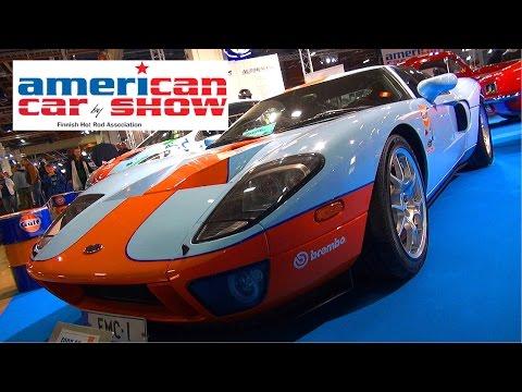 AMERICAN CAR SHOW 2016 - Helsinki, Finland