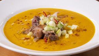 Такой суп вы никогда не готовили Простейший рецепт который порадует вашу семью Морковный суп