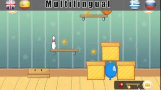 Incredible Experiments: Fun with physics free Android game from educ8s.com
