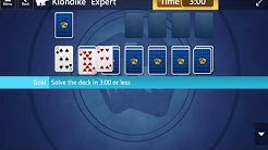 Microsoft Solitaire Collection: Klondike - Expert - August 27, 2015