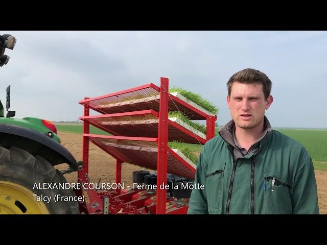 TESTIMONIAL CHECCHI & MAGLI -  Alexandre Courson (FRANCE)