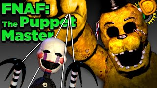Download Game Theory: FNAF, The Faceless Puppet Master Mp3 and Videos