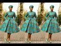Latest designs of short Ankara gowns for weddings – See Linda Ikeji and Omoni Oboli rocking one of those styles (PICS)