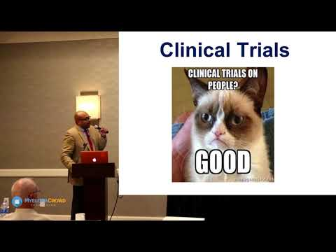 MCRT Detroit 2017: Craig Emmit Cole on Relapsed and Refractory Clinical Trials