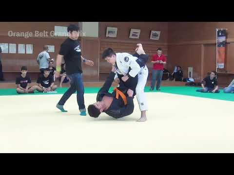 FL - Orange Belt GP - Ricardo Okumura vs Kenzo Karakawa