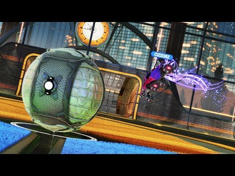 So I Played Rocket League With Pro Players..(SquishyMuffinz) thumbnail