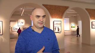 """АРТ-разморозиться можно на выставке в музее """"Искусство Омска"""""""