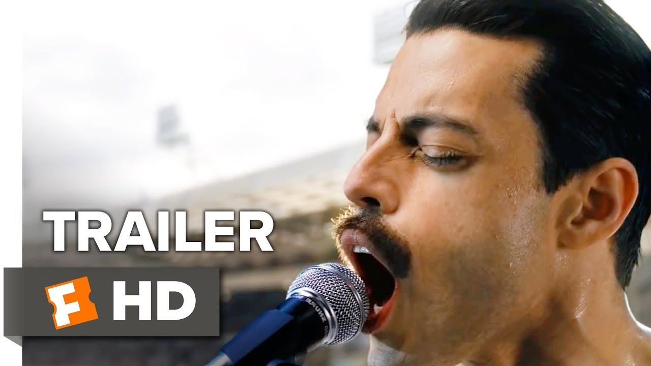 Bohemian Rhapsody Trailer 1 2018 Movieclips Trailers Youtube