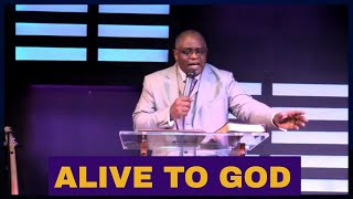 Resurrection Sunday - 4th April 2021 with Pr Reuben Guma - Alive to God