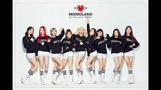 2018년 새롭게 등장한 신곡으로 음악 방송 첫 1위를 거머쥔 주인공은 그룹 모모랜드였다.