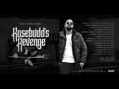 Roc Marciano - Rosebudd's Revenge FULL ALBUM (2017)