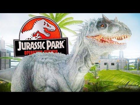INGEN'S MOST DANGEROUS DINOSAURS   Jurassic Park: Operation Genesis Mod Spotlight