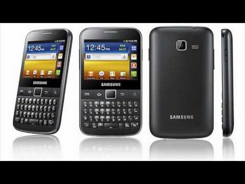 Видео Ревю Samsung Galaxy Y Pro Duos