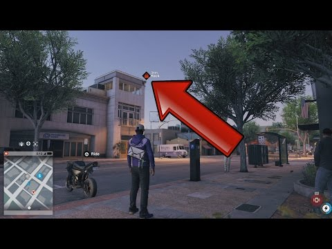 Watch Dogs 2: PALO ALTO Research Point Hack GUIDE !!