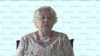 Comfomatic Rise & recline Chair owner Doris Garland gives an unpaid testimonial
