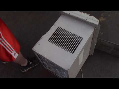 How To Scrap An Air Conditioner.