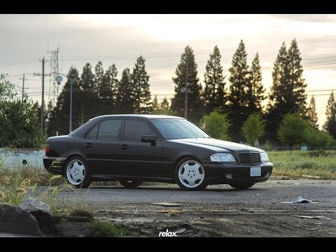 1999 mercedes benz c43 amg with 5 5l swap for sale youtube. Black Bedroom Furniture Sets. Home Design Ideas