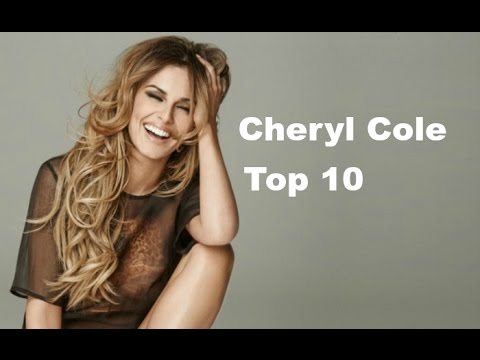 Cheryl Cole Top 10 Songs