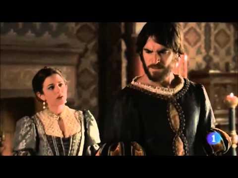 Francisco y Leonor  Carlos, rey emperador
