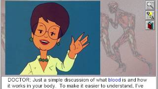 Blood, Blood Vessels and the Heart (The Human Body Part 1)