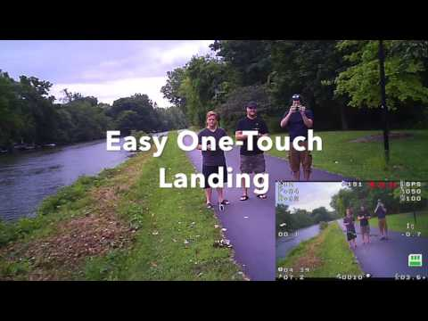 Aerix DaVinci Drone Test Footage