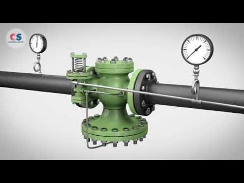 Campbell-Sevey - How a Pilot Operated Regulating Valve Works