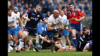 Short Highlights: Italy v  Scotland   NatWest 6 Nations