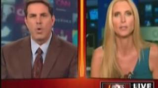 Ann Coulter Thug Life: Tea Partiers, Racism and Kiddie issues