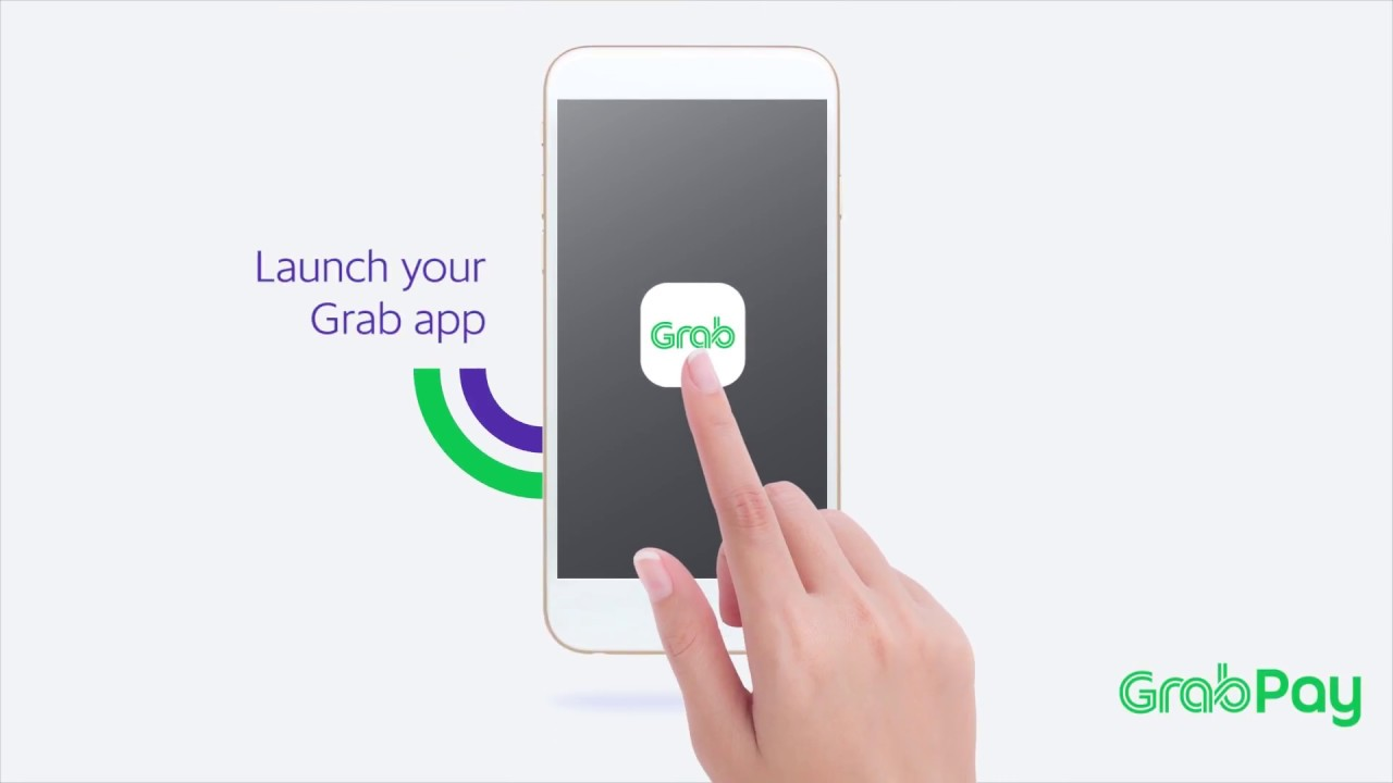 How to transfer GrabPay credits to another user via Grab
