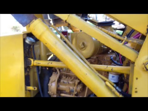 Fuel Injection System Priming  Troubleshooting - Perkins 4236