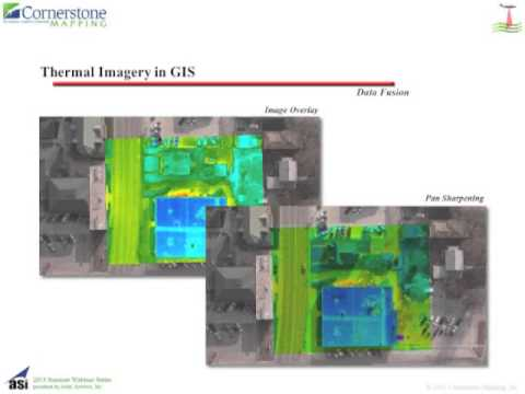 Mapping with Thermal Imaging with Aaron Schepers -- May 29, 2013