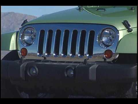 Jeep Wrangler Unlimited Ev Youtube