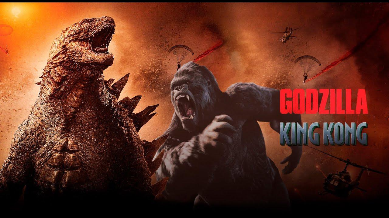 Godzilla vs King Kong 2020 Trailer (FAN MADE) - YouTube