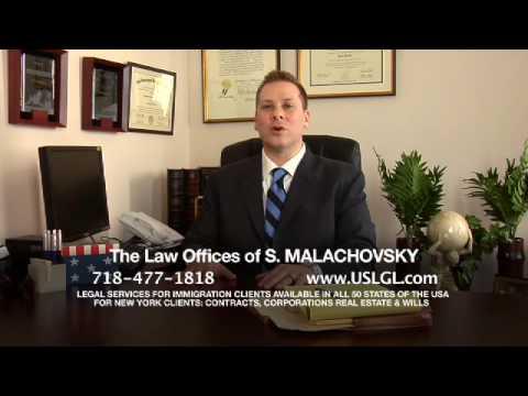 StatusImmigration.com, Shachar Shawn Malachovsky, Immigration Lawyer