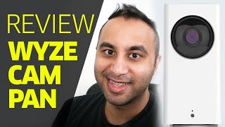Wyze cam pan - Budget Friendly, 1080p Security Camera - DETAILED REVIEW